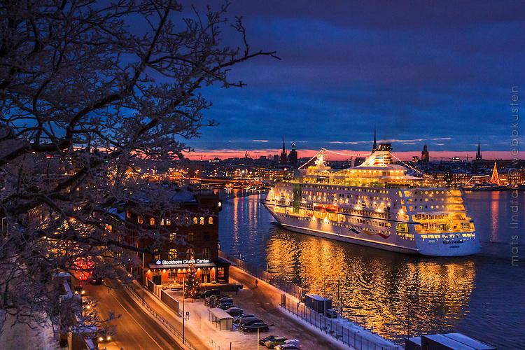 stockholms skärgård vinter