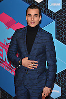 Timor Steffens<br /> 2016 MTV EMAs in Ahoy Arena, Rotterdam, The Netherlands on November 06, 2016.<br /> CAP/PL<br /> &copy;Phil Loftus/Capital Pictures /MediaPunch ***NORTH AND SOUTH AMERICAS ONLY***