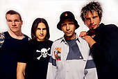 Oct 2002: AUDIOSLAVE - Photosession in Los Angeles CA USA