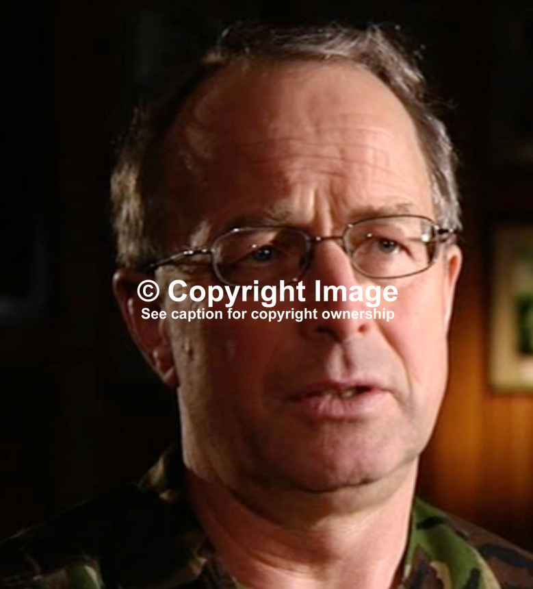 General Sir David Richards, ISAF Commander, Afghanistan, 2006-2007, 200904060005