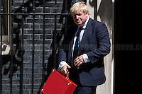 Boris Johnson, Politician.