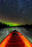 &quot;Canoeing Under The Stars&quot;<br />