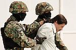 "MEX -  "" El Chapo"" Guzman is captured"
