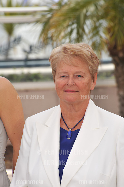 """Former Norwegian prime minister Dr. Gro Bruntland at photocall for """"Countdown to Zero"""" at the 63rd Festival de Cannes..May 16, 2010  Cannes, France.Picture: Paul Smith / Featureflash"""