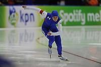 SCHAATSEN: HEERENVEEN: IJsstadion Thialf, 07-02-15, World Cup, 500m Ladies Division A, Brittany Bowe (USA), ©foto Martin de Jong