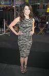 June 15 , 2012 Lauren Graham at Project Runway's 10th Anniversary Kick-Off at Times Square in New York City. © RW/MediaPunch Inc.