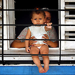 Mother and child, Casilda, Cuba Erik Kellar