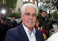 (c) Mark Thomas| StockPix.eu<br /> Max Clifford arrives at Westminster Magistrates Court to answer 11 charges of sexual abuse