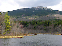 Mt. Monadnock in New Hampshire, USA