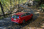 (Boston, MA, 10/08/14) 2015.5 Volvo V60 R-Design sport wagon is seen on Wednesday, October 08, 2014. Staff photo by Christopher Evans