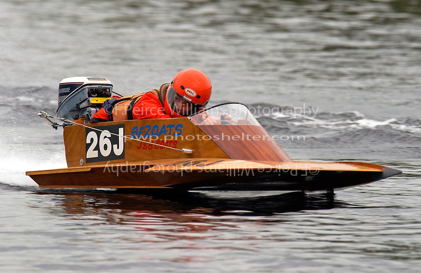 26-J     (Outboard Hydroplane)