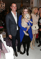 LOS ANGELES, CA - March 01: Jason Sabo, Pandora Vanderpump, Darling Sabo, At The Opening of The New Vanderpump Dogs Rescue Center At The Vanderpump Dogs Rescue Center In California on March 01, 2017. Credit: Faye Sadou/MediaPunch