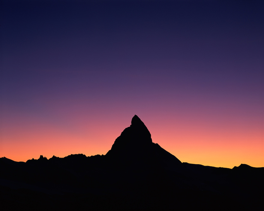 Mission Matterhorn, View from Gornergrat to Matterhorn 4478 m, Matterhorn, Switzerland
