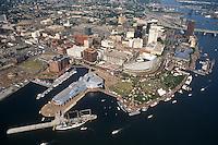 1994 June 06..Redevelopment.Downtown West (A-1-6)..HARBORFEST.TOWN POINT PARK.LOOKING NORTHWEST...NEG#.NRHA#..