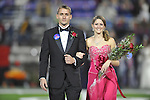 Ole Miss homecoming court vs. Louisiana-Lafayette in Oxford, Miss. on Saturday, November 6, 2010. Ole Miss won 43-21.