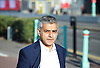 Labour Party Annual Conference, Brighton Centre, Brighton, East Sussex , Great Britain <br /> 27th September 2015 <br /> <br /> Sadiq Khan MP <br /> <br /> Photograph by Elliott Franks <br /> Image licensed to Elliott Franks Photography Services