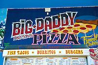 Big Daddy Pizza, Oceanfront Walk, Merchant, Venice, CA, Ocean Front Walk, Venice Beach, Los Angeles, California,