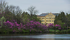 May 12, 2014; Carroll Hall, Spring 2014<br /> <br /> Photo by Matt Cashore/University of Notre Dame