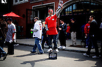 2011 Red Sox Opening Day