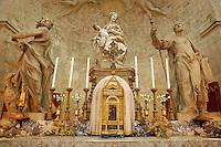 Chiesa di San Tommaso, stile Romanico. Church of St. Thomas, Style Romanesque...