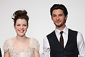 "(L to R) Georgie Henley, Ben Barnes, ..Feb 13, 2011: ..""The Chronicles of Narnia: The Voyage of the Dawn Treader"" Japan premiere. ..at Tokyo, Japan. ..(Photo by AFLO) [1045]"