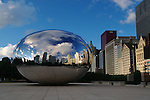On a nice day, Chicago's Millennium Park is normally loaded with people, but if you go early in the morning you'll probably have the place all to yourself.<br />
