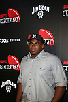 Alabama's D.J. Fluker Drafted First Round by San Diego Chargers Attends ESPN The Magazine Presents the 10th Annual Pre-Draft Party Held at The IAC Building, NY 4/24/13