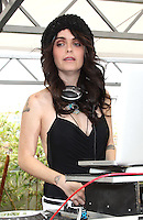 JUL19 Taryn Manning DJ's at The Palms
