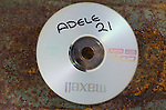 Illegal Copy of Album '21' by singer 'Adele' - Sept 2011