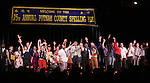 One Night Only 10th Anniversary Concert of 'The 25th Annual Putnam County Spelling Bee' - Stage