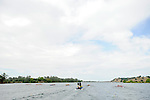 28 MAY 2011: The Grande Eights Final during the 2011 NCAA Division I, II, and III Women's Rowing Championship hosted by Washington State University held at the Sacramento State Aquatic Center in Gold River, CA. Williams College placed first to win the national team title.  Brett Wilhelm/NCAA Photos