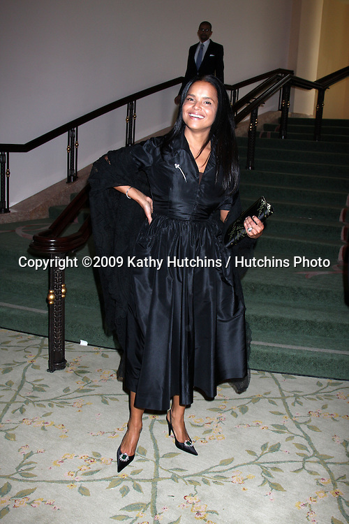 Victoria Rowell arriving at the Essence Luncheon at the Beverly Hills Hotel in Beverly Hills, CA on.February 19, 2009.©2009 Kathy Hutchins / Hutchins Photo...                .