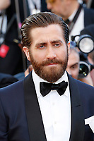 """Jake Gyllenhaal at the """"Okja"""" premiere during the 70th Cannes Film Festival at the Palais des Festivals on May 19, 2017 in Cannes, France. (c) John Rasimus /MediaPunch ***FRANCE, SWEDEN, NORWAY, DENARK, FINLAND, USA, CZECH REPUBLIC, SOUTH AMERICA ONLY***"""