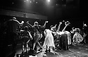 The final bow after the last performance of Donkisjot, a Theater Stap adaptation of the Don Quichote play. Ieper, Belgium, 2006