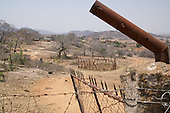 Drought in southern Africa is devastating communities in Zimbabwe, leaving 4 million people urgently in need of food aid. The government declared a state of emergency,. <br /> <br /> Here in Masvingo Province, the country's hardest hit province, vegetation has wilted, livestock is dying, and people are at serious risk of famine. <br /> <br /> Pictures shot by Justin Jin