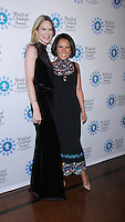 NEW YORK, NY-October 27: Stephanie March, Alina Cho at  World of Children Awards 2016 at  583 Park Avenue in New York.October 27, 2016. Credit:RW/MediaPunch
