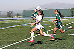 2015 girls soccer: Mountain View v. Palo Alto