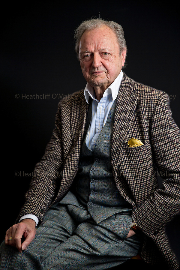 May0068493 . Daily Telegraph<br /> <br /> Arts<br /> <br /> Actor Peter Bowles who's appearing in the new BBC drama Murder .<br /> <br /> <br /> London 29  February 2016
