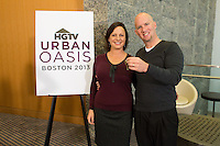 Event - HGTV Urban Oasis Boston 2013