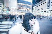 Girl in the City of Ghosts