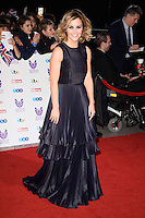 LONDON, UK. October 31, 2016: Helen Skelton at the Pride of Britain Awards 2016 at the Grosvenor House Hotel, London.<br /> Picture: Steve Vas/Featureflash/SilverHub 0208 004 5359/ 07711 972644 Editors@silverhubmedia.com