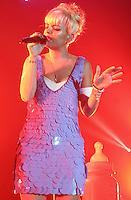 DEC 12 Lily Allen performs at O2 Academy, Brixton