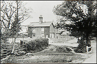BNPS.co.uk (01202 558833)<br /> Pic: JanJarvis/BNPS<br /> <br /> The entrance gates and forman's house back in the 1860's.<br /> <br /> A lot of bang for your buck...<br /> <br /> A former royal hunting lodge that went on to become a world-renowned gunpowder factory has exploded onto the property market.<br /> <br /> Eyeworth Lodge, in the picturesque surroundings of Fritham in the New Forest, was the perfect isolated place for the risky business that saw lots of men injured or even killed, but it is now a stunning country home for anyone who wants to escape to the country.<br /> <br /> The seven-bedroom home, which has eight acres of land, is on the market with Strutt &amp; Parker for &pound;4million.