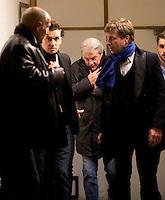 Alain Delon affaibli lors de sa tournée en Belgique - Bruxelles - EXCLU
