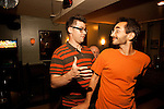 Micah Sherman, Victor Varnado, Myq Kaplan - Sara Benincasa's Going Away Party - The Creek and The Cave - August 31, 2012