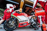 Valentino Rossi machine