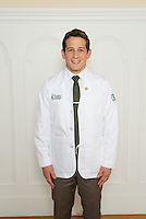 Caleb Seuffert. Class of 2017 White Coat Ceremony.