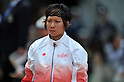 Momoko Takahashi (JPN),.APRIL 29, 2012 - Athletics : The 46th Mikio Oda Memorial athletic meet, JAAF Track & Field Grand Prix Rd.3,during Women's 100m at Hiroshima Kouiki Kouen (Hiroshima Big arch), Hiroshima, Japan. (Photo by Jun Tsukida/AFLO SPORT) [0003].
