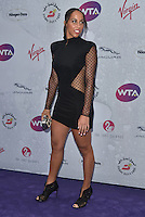 Madison Keys at WTA pre-Wimbledon Party at The Roof Gardens, Kensington on june 23rd 2016 in London, England.<br /> CAP/PL<br /> &copy;Phil Loftus/Capital Pictures /MediaPunch ***NORTH AND SOUTH AMERICAS ONLY***