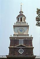 Philadelphia: Independence Hall 1727-1744. Photo '88.